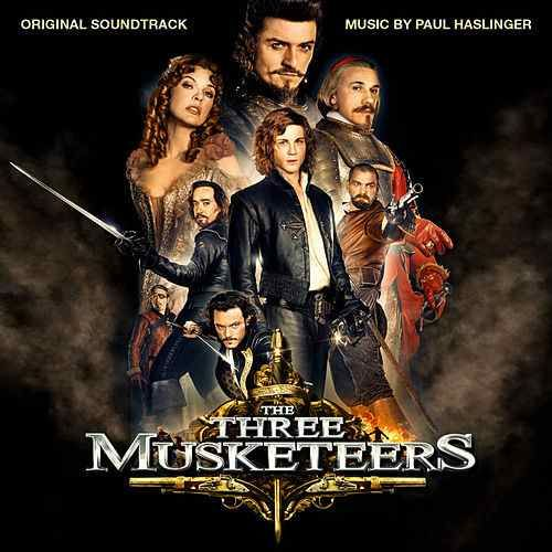 BSO: The three musketeers (Los tres mosqueteros) - 2011.