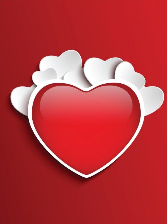 197 Best Valentineu0027s Day ♡ Images On Pinterest Hearts, Clip Art   Red  Valentines Day