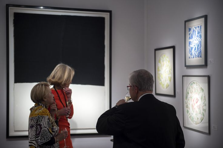 The international BRAFA Art Fair takes place from 23 - 31 January 2016 at Tour & Taxis, Brussels. The fair encompasses a variety of 20 specialities, from antiquity to the 21st century.  Photography: Emmanuel Crooÿ