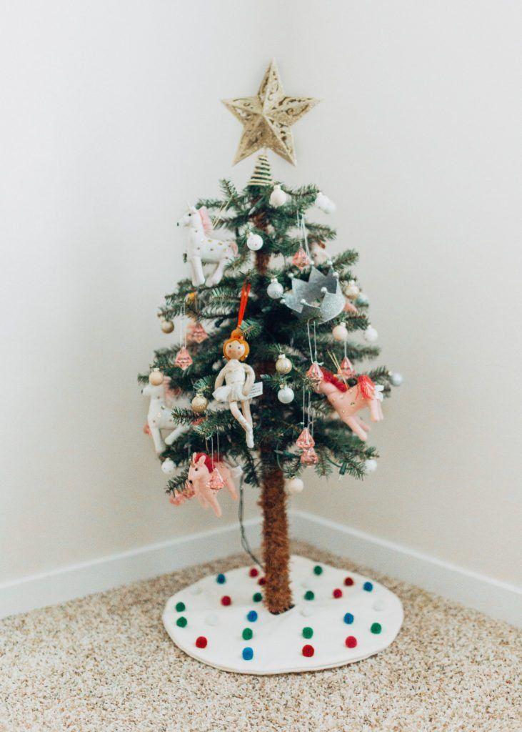 The Cutest Christmas Tree For Kids Christmas Tree Decorations For Kids Christmas Trees For Kids Christmas Kids Room
