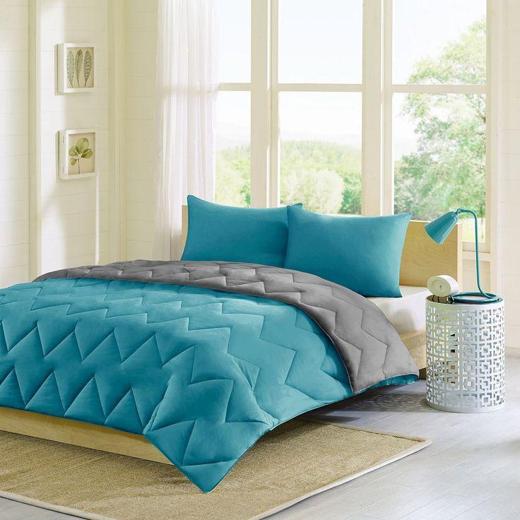 25+ Best Ideas About Aqua Comforter On Pinterest