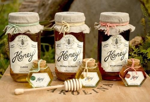 Unique Honey Label and Packaging Designs | Just Imagine - Daily Dose of Creativity