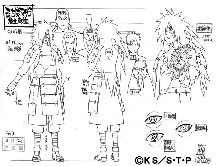 93 best Naruto Reference images on Pinterest Draw, Sketches and - character reference