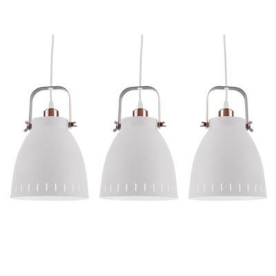 Leitmotov hanglamp Mingle Triplet wit