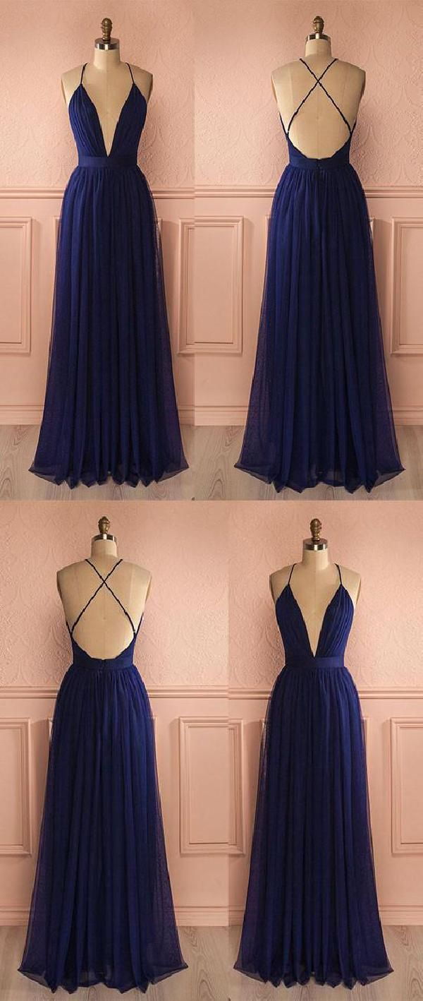 Prom Dresses Long Promdresseslong Dark Blue Prom Dresses Darkbluepromdresses Prom Dres Dunkelblaues Kleid Hochzeit Abschlussball Kleider Dunkelblaues Kleid