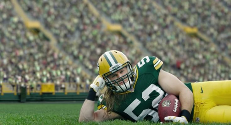 This is the Week for Clay Matthews... -- Green Bay Packers linebacker Clay Matthews says this is the week he comes back from that hamstring injury. We've heard this before, haven't we?