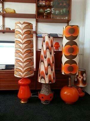 lampen 70 39 s jaren 39 60 pinterest retro. Black Bedroom Furniture Sets. Home Design Ideas