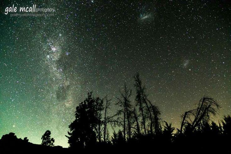Beaverlac at night