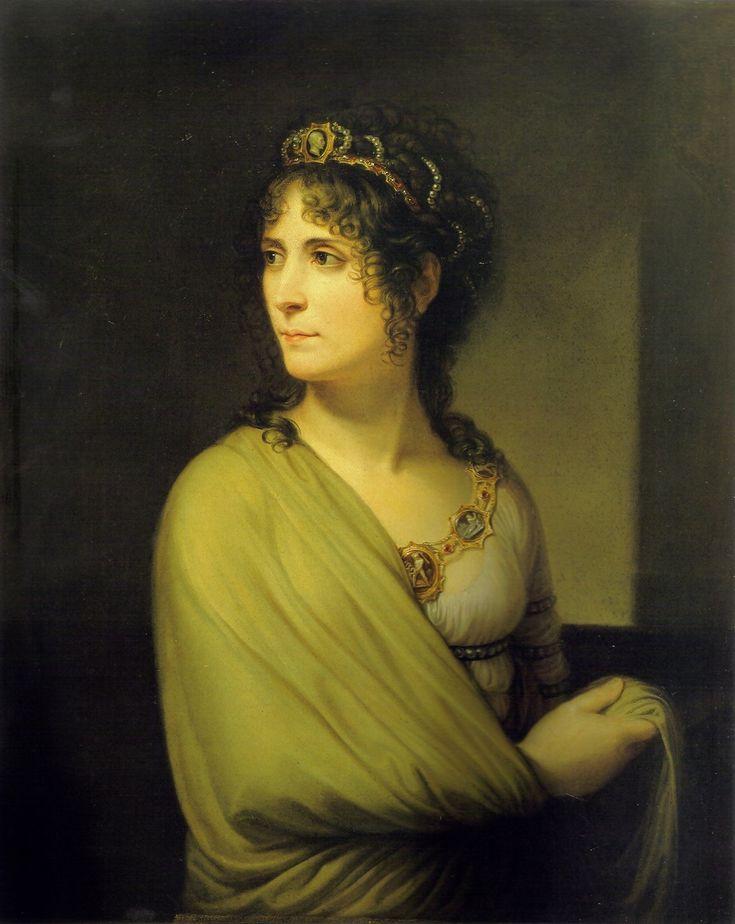 Marie Josephe Rose Tascher de La Pagerie (1763-1814) | Royal ...