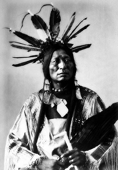 American Indians : Many Horses - Oglala.