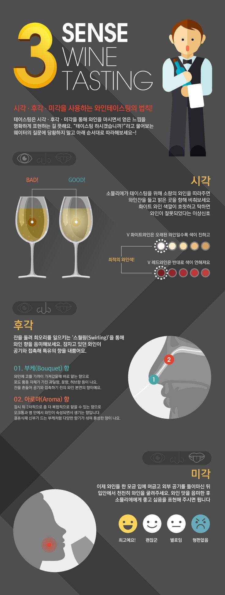 와인 테이스팅 매너 인포그래픽 #인포그래픽 #infographic #wine #winetasting #manner #와인테이스팅