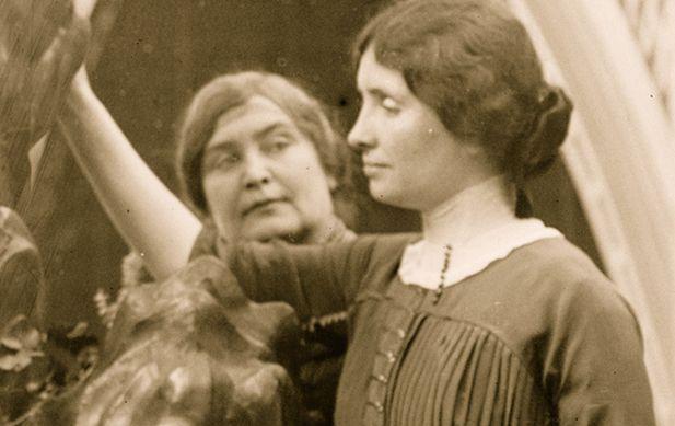 "keller women 27022018 in 1932, hellen keller offered some advice for the ""perplexed businessman."