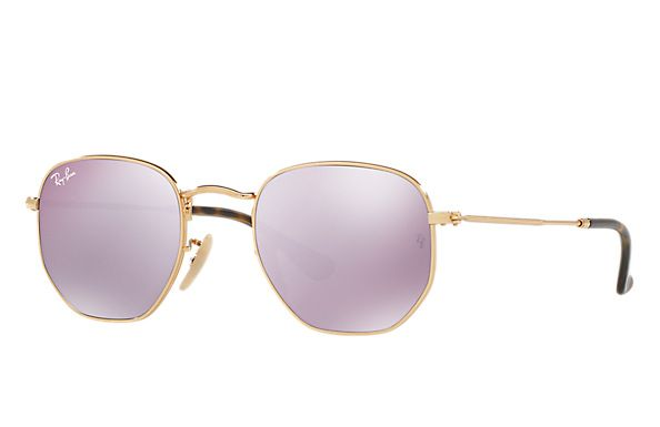 Ray-Ban 0RB3548N  - HEXAGONAL FLAT LENSES SUN | Official Ray-Ban Online Store