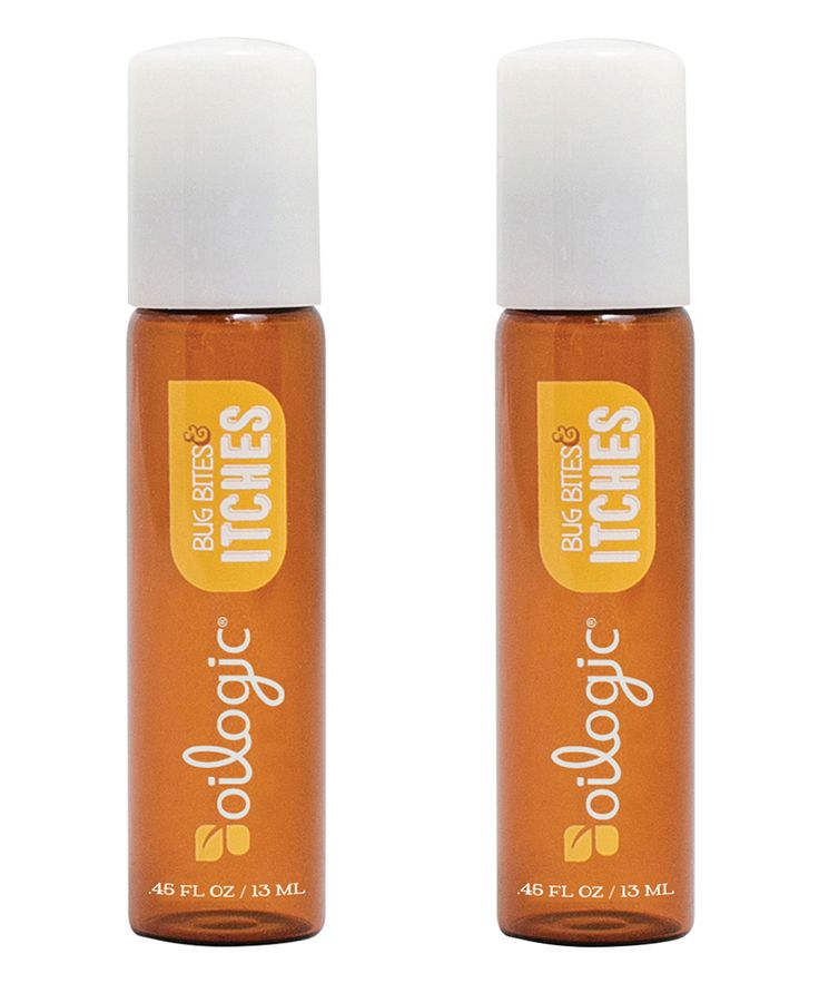 Bug Bites & Itches Roll-On - Set of Two