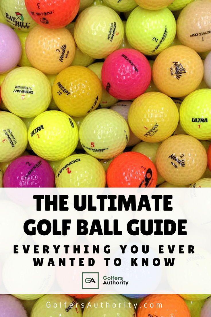 Best golf balls 2019 reviews. Specs, price, video & buyer's guide.