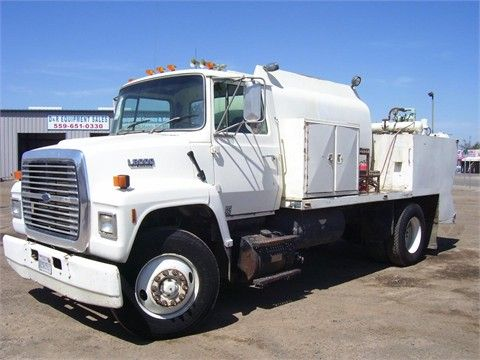 Get Used 1990 #Ford L8000 #Heavy_Duty_Truck in Visalia @ Global-TruckTrader.Com