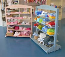 Best 25 baby store display ideas on pinterest baby for Retail store setup ideas