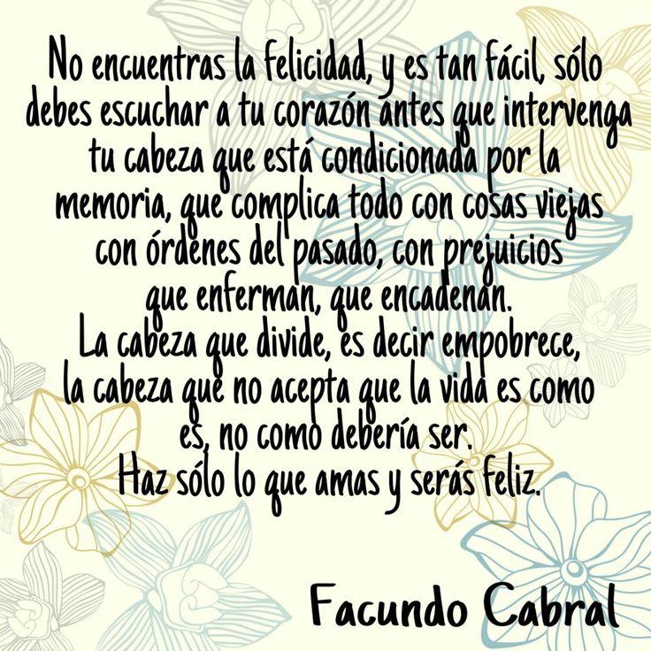 Facundo Cabral                                                                                                                                                                                 Más