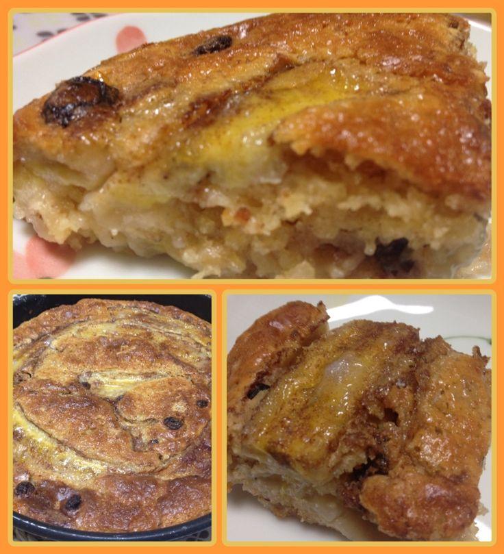 Aprenda a fazer Receita de Torta seca de banana, Saiba como fazer a Receita de…