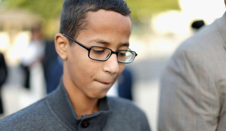 'Clock Boy' Ahmed Mohamed Father's Defamation Lawsuit Against Conservatives Glenn Beck, Jim Hanson Dismissed