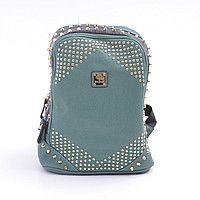 Стильный рюкзак с шипами DelPhero 05