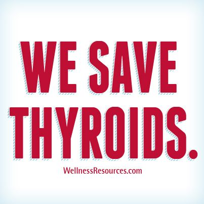 Need some thyroid TLC this winter?   www.wellnessresources.com #HealthyWeightLoss #NaturalHealth