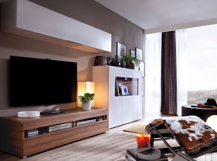 17 ideas sobre muebles de tv modernos en pinterest for Salones modernos madrid