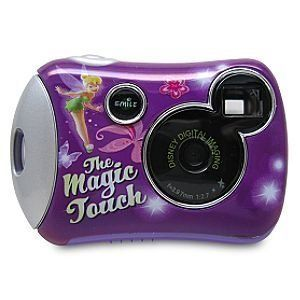 Disney Pix Micro Tinker Bell Digital Camera by Digital Blue. $37.71. Disney. Digital Camera. Disney Pix Micro Tinker Bell Digital Camera