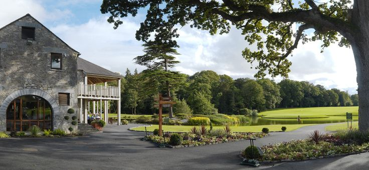 The luxury @Fota Island Resort is just 15 minutes drive from #Cork City