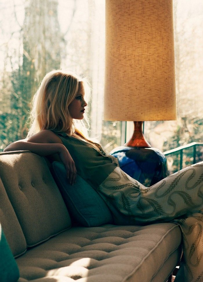 Vogue, Elle UK 2013
