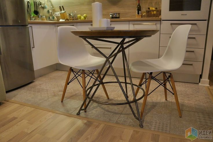 стол и стулья - реплики eames