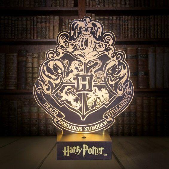 Light Art di Hogwarts - DottorGadget