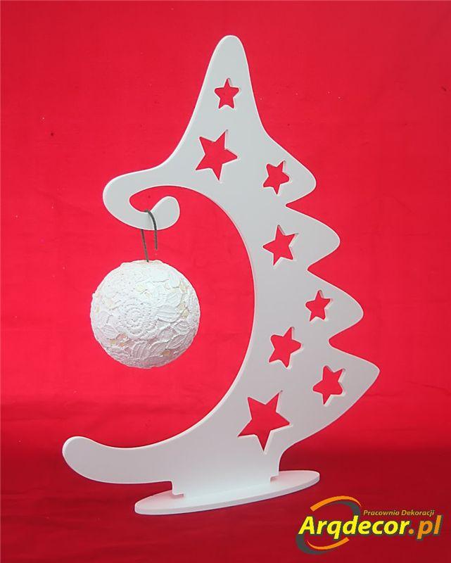 Pracownia Dekoracji ARQ - DECOR - Choinka pcv nr 02 - dekoracje świąteczne pcv (NA ZAMÓWIENIE)
