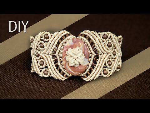 手机壳定制womens pump shoes size  How to Make a Macrame Pendant with a Gemstone and Beads  YouTube