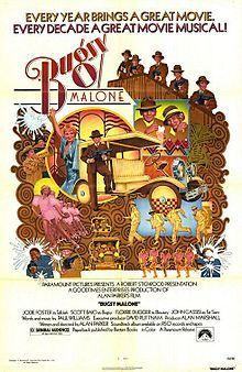 Bugsy Malone. Scott Baio, Florrie Dugger, Jodie Foster, John Cassisi, Martin Lev. 1976