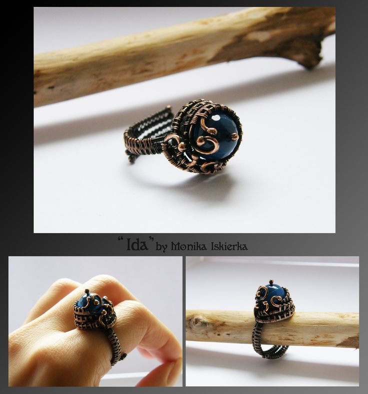 9836 best Wire Wrap Jewelry images on Pinterest | Wire jewelry, Wire ...