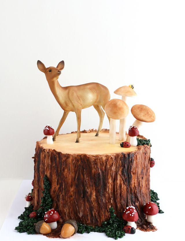 Nature Cake | alanajonesmann.com