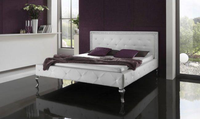 łóżko tapicerowane MARCO