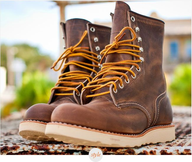 47 best Red Wings Boots images on Pinterest