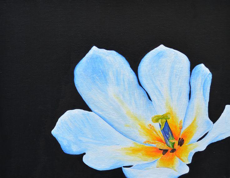 #15 Acrylic paint