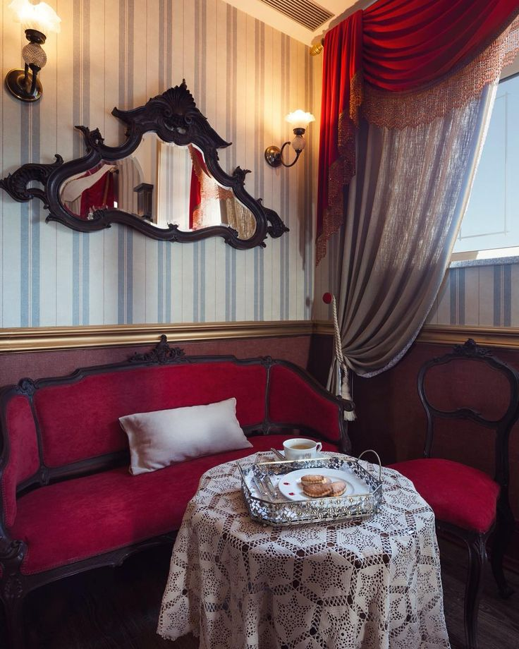 @hotelstroganov Cookies and some tea? 💤 #DachaRoom #designhotel #stroganovhotel #dacha #дача #boutiquehotel #interiordesign #decoration #decoração #интерьер