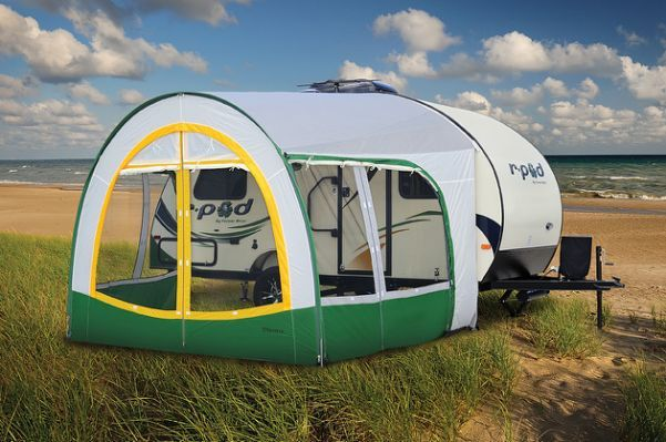 Forest River R Pod Travel Trailer Trailer Camping