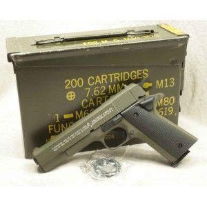 Colt 1911 pour la commémoration du débarquement