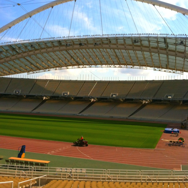 National stadium in Athens, Greece