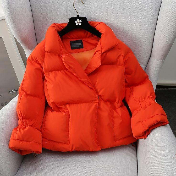 50.00$  Buy now - http://alieyw.worldwells.pw/go.php?t=32766813619 - 2016 new winter bread thickened  coat  cotton loose short  female fashion short coat 50.00$
