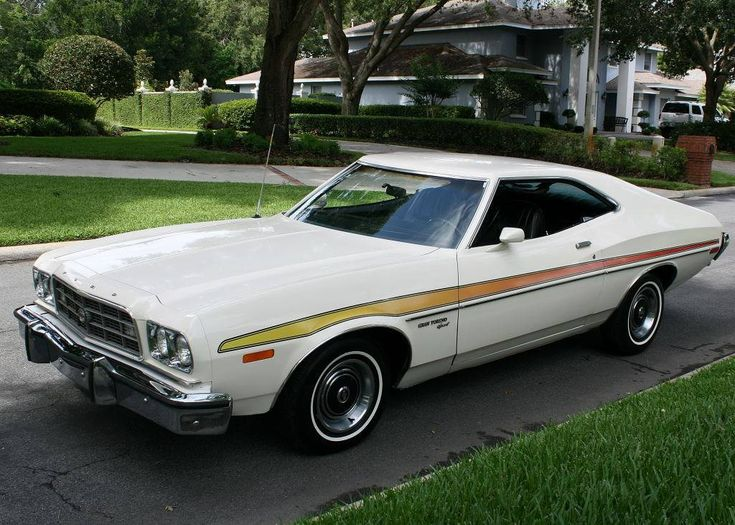58 Best Images About 1973 Ford Torino On Pinterest
