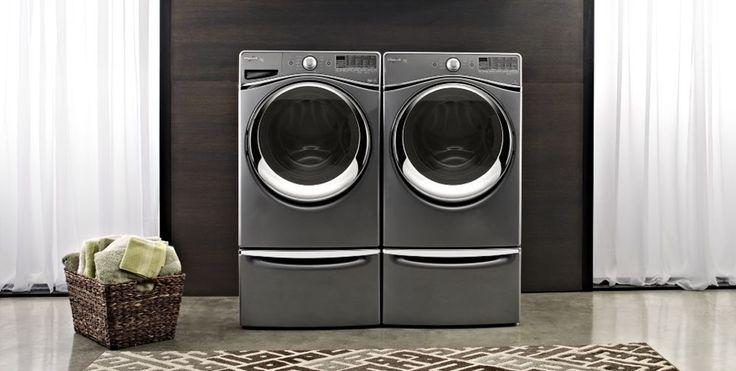 how to turn on the washing machine