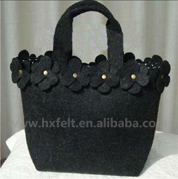 Practical Felt Gift Bag ,Logo print is available