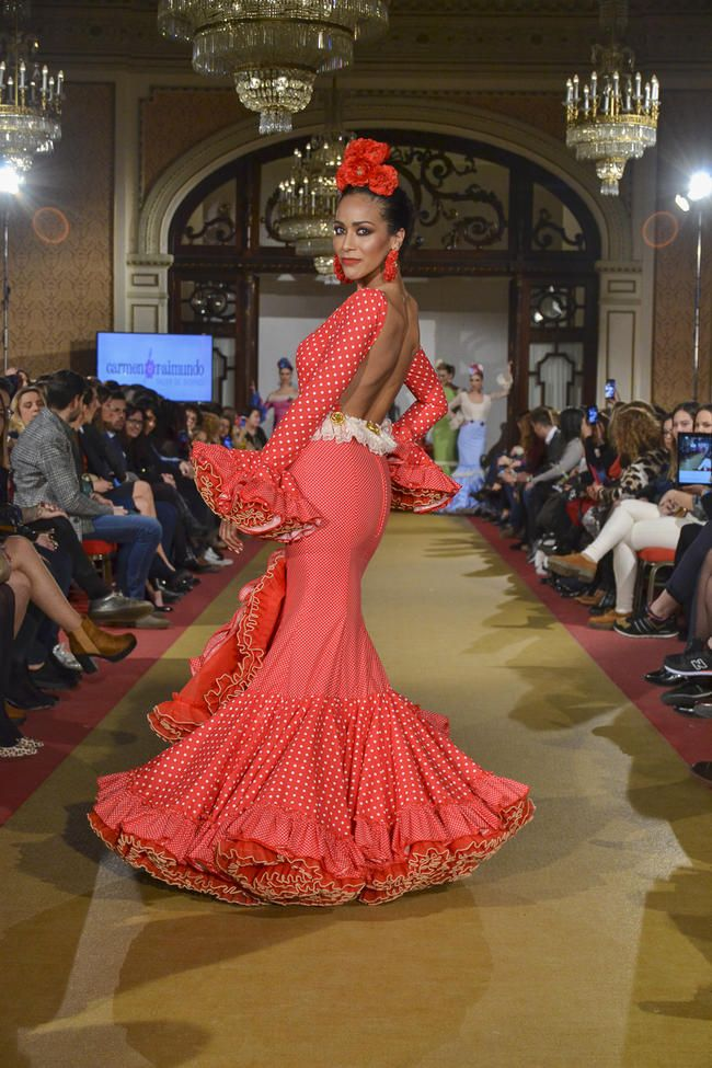 Wappíssima - Viva by We Love Flamenco 2017 - Carmen Raimundo - 2017
