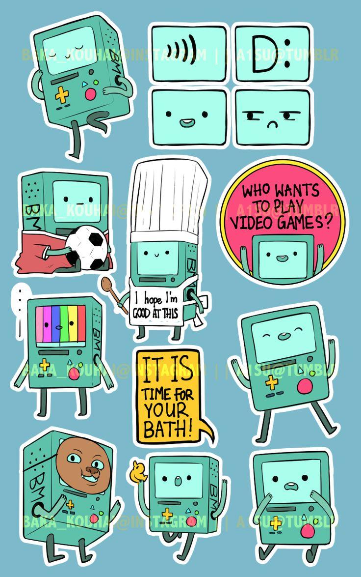 Adventure Time : BMO